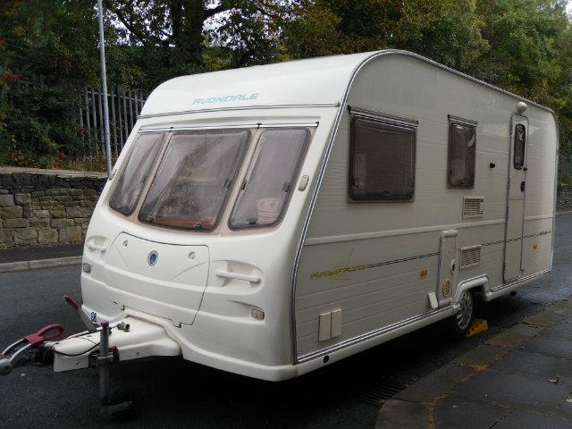Avondale Mayfair 515/4 Caravan Photo