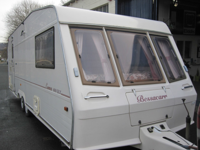 Bessacar Cameo 600glx Caravan Photo
