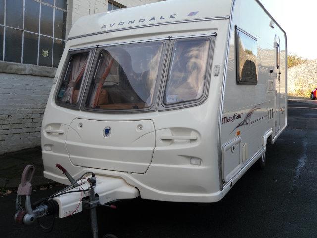 Avondale Golden Mayfair Caravan Photo