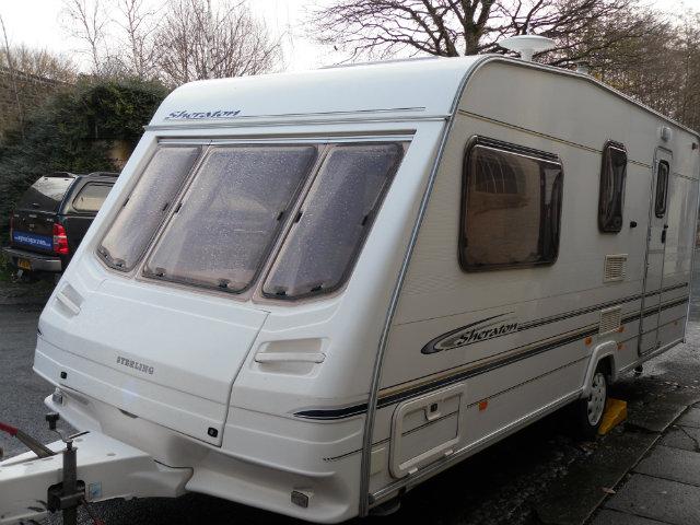 Sterling Sheraton 520 Caravan Photo