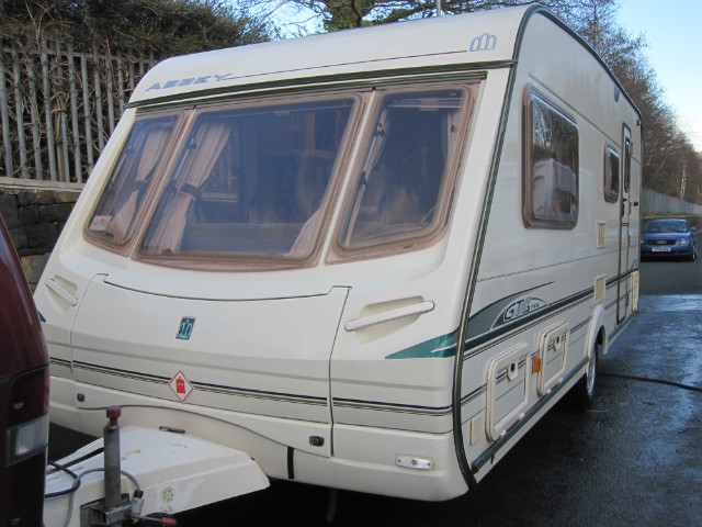 Abbey Vogue gts Caravan Photo