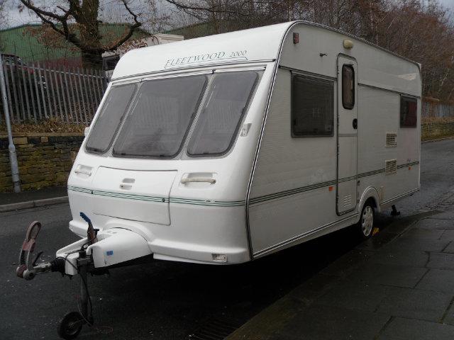 Fleetwood Chatsworth 2000 Caravan Photo
