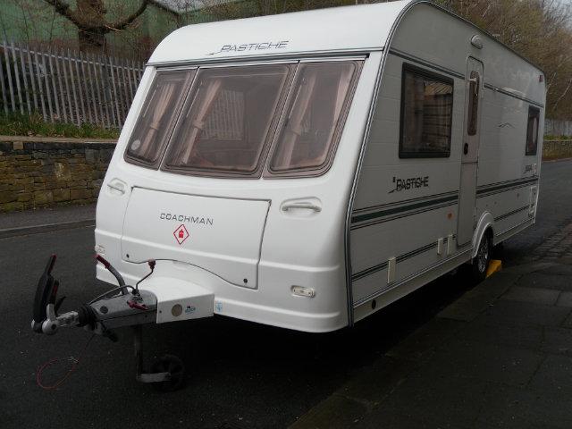Coachman Pastiche 530/4 Caravan Photo