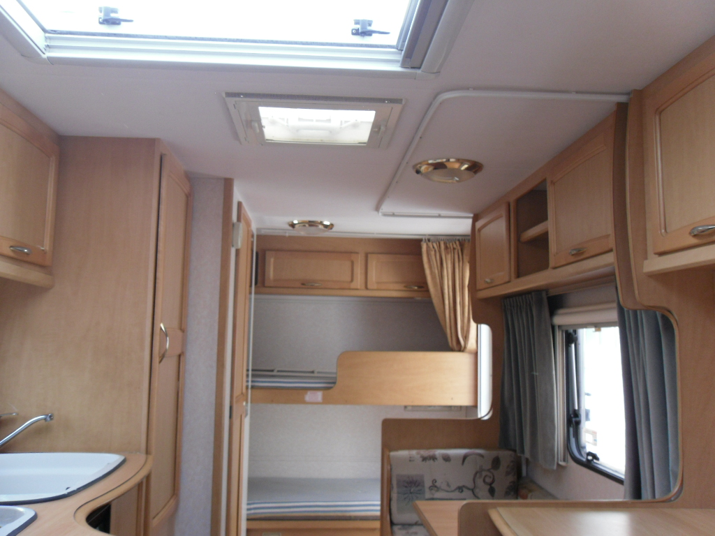 Bailey Ranger 550/6 Caravan Photo