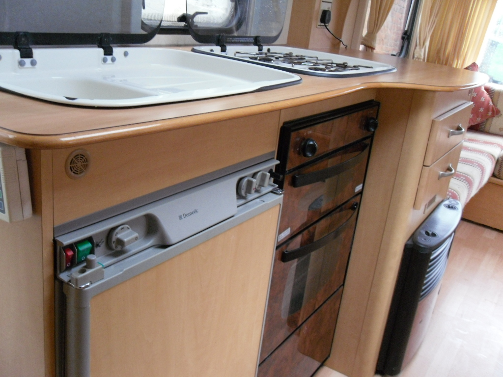 Bailey Ranger 510/4 Caravan Photo
