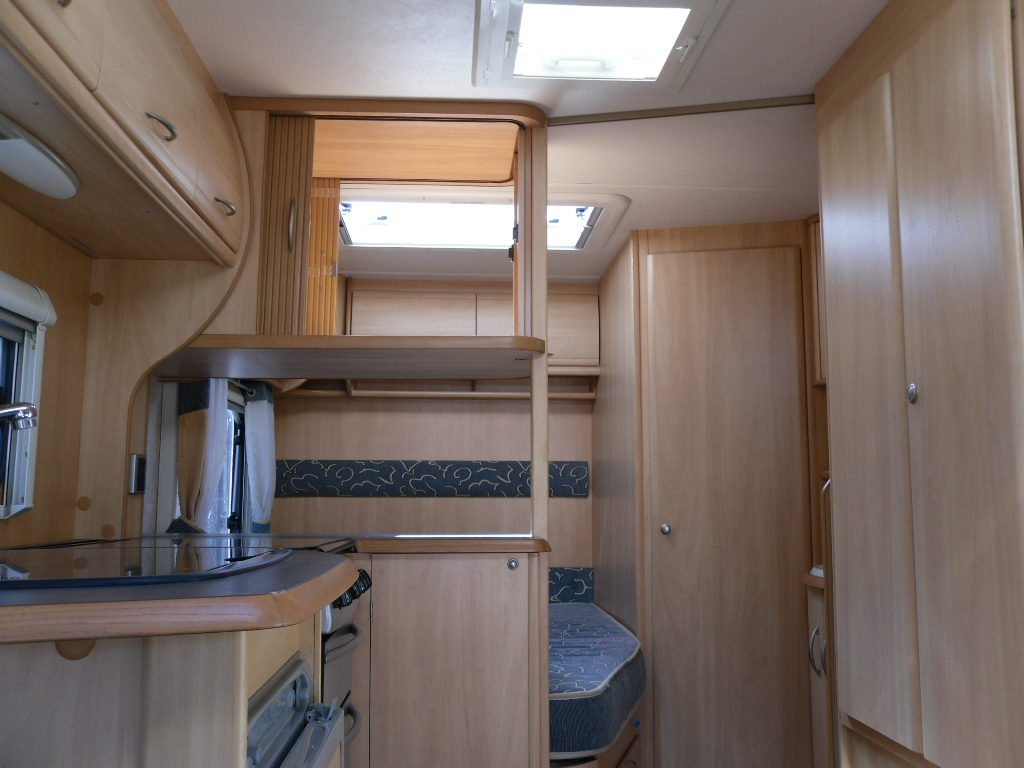 Sterling Cruach Mhairi Caravan Photo