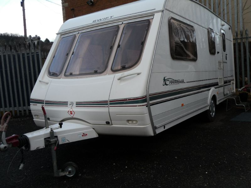 Swift Charisma 560 Caravan Photo