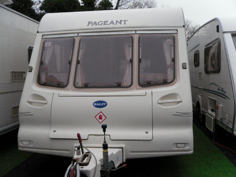 Bailey Pageant Auvergne Caravan Photo