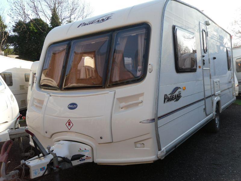 Bailey Pageant Bordeaux Caravan Photo