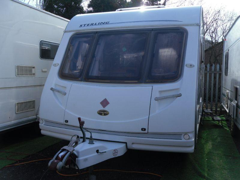 Sterling Eccles Diamond Caravan Photo