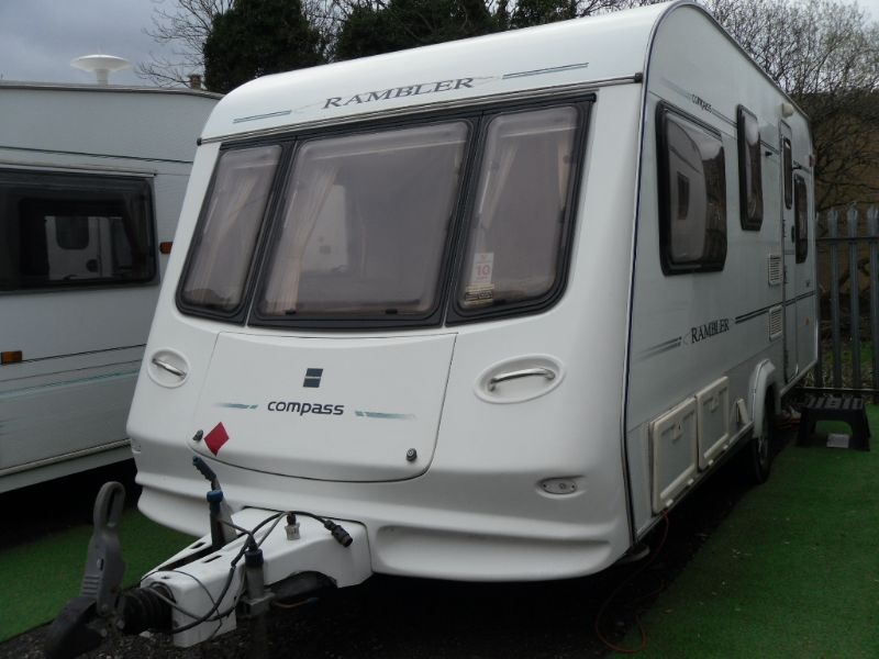 Compass Rambler 16/5 Caravan Photo