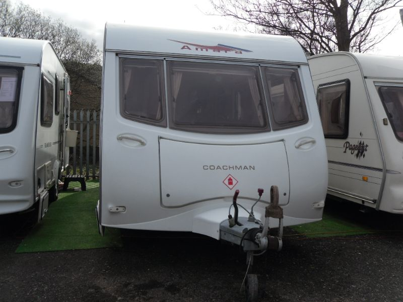 Coachman Amara 520 Caravan Photo