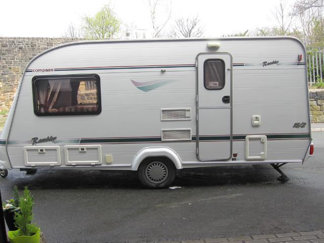 Compass Rambler 2002 Caravan Photo