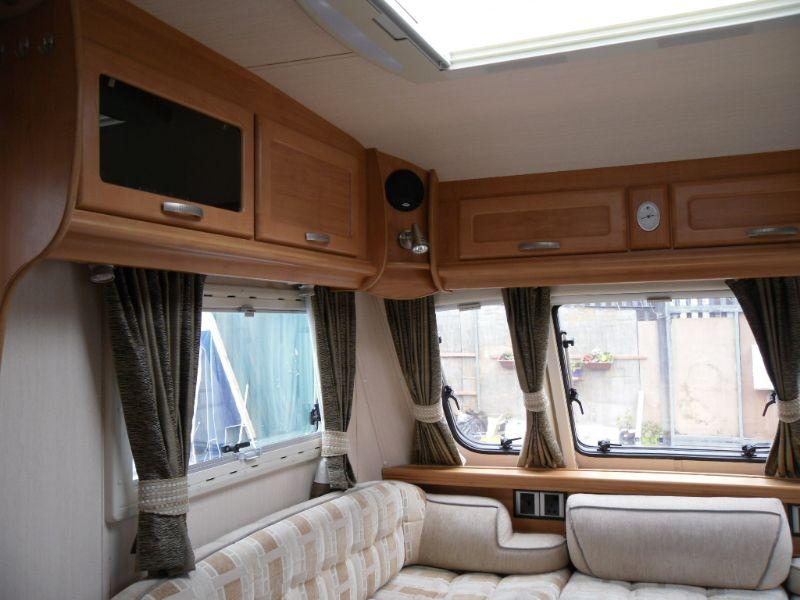 Fleetwood Vanlander 640 Caravan Photo