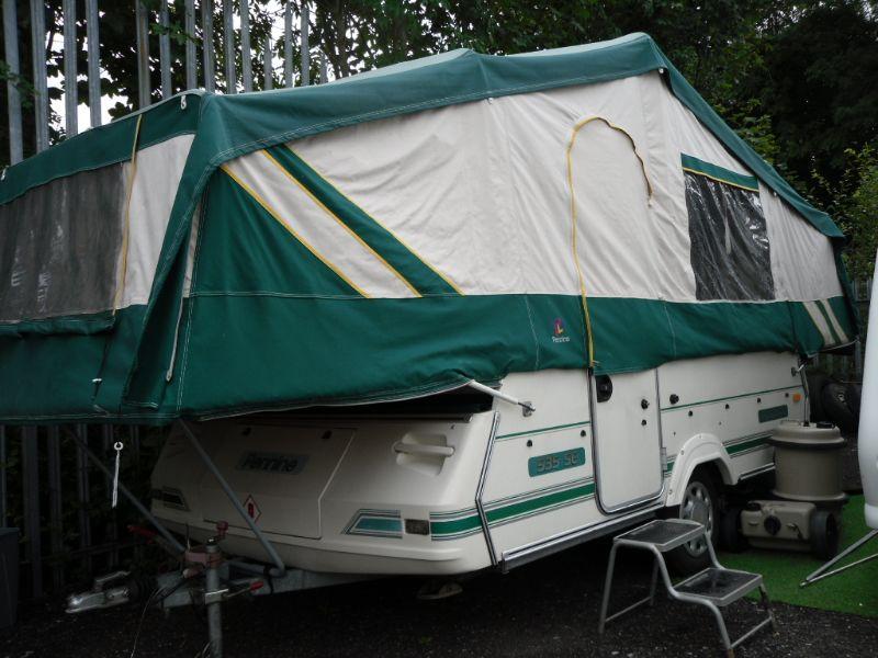 Elddis Odyssey 524 Caravan Photo