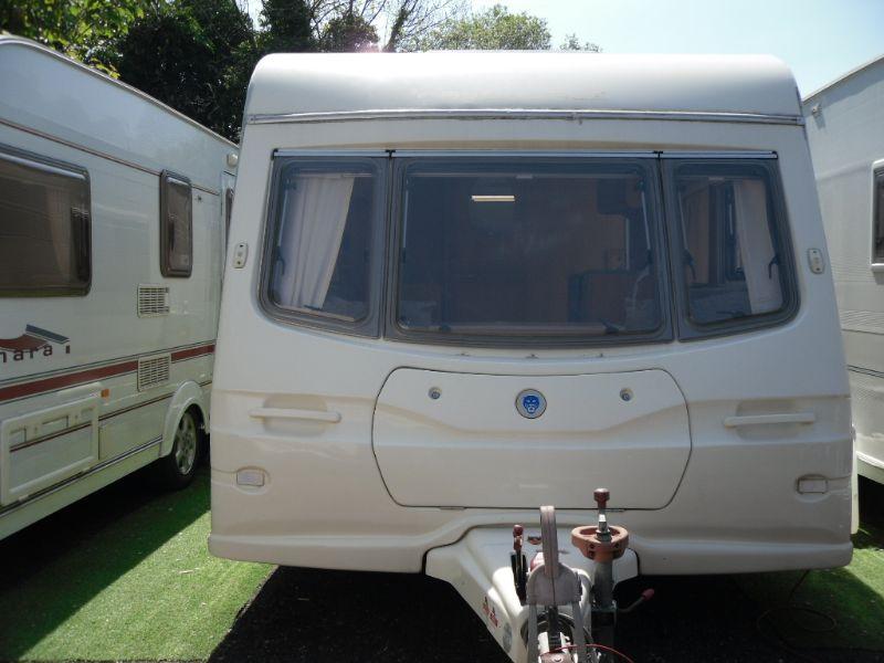 Avondale Argente 550/4 Caravan Photo
