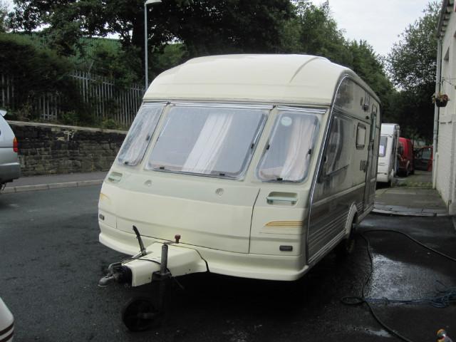 Avondale Kingfisher  Caravan Photo
