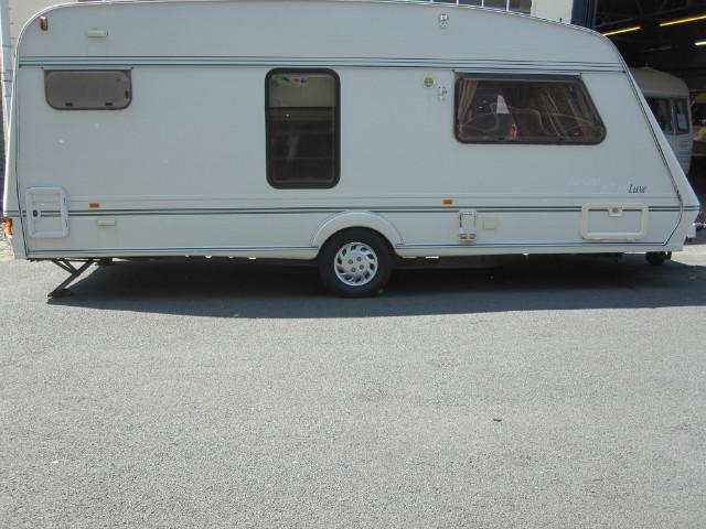 Fleetwood Garland 165 ek luxe Caravan Photo