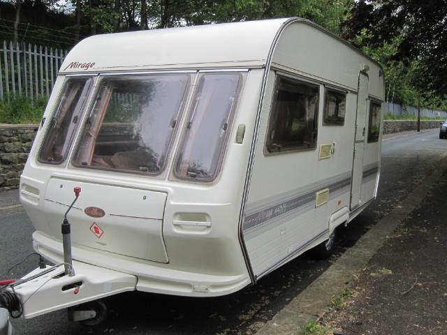 Coachman Mirage 440/5 Caravan Photo