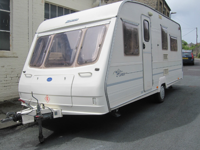 Caravan Servicing In Huddersfield West Yorkshire Used