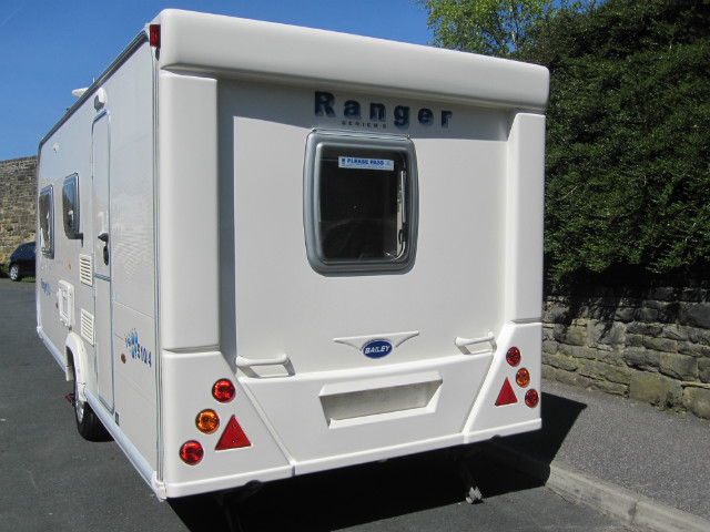 Bailey Ranger 510/4 Caravan Photo