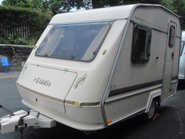 Elddis Wisp 300/2 Caravan Photo