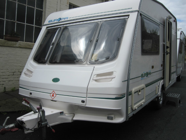 Sterling Europa  Caravan Photo