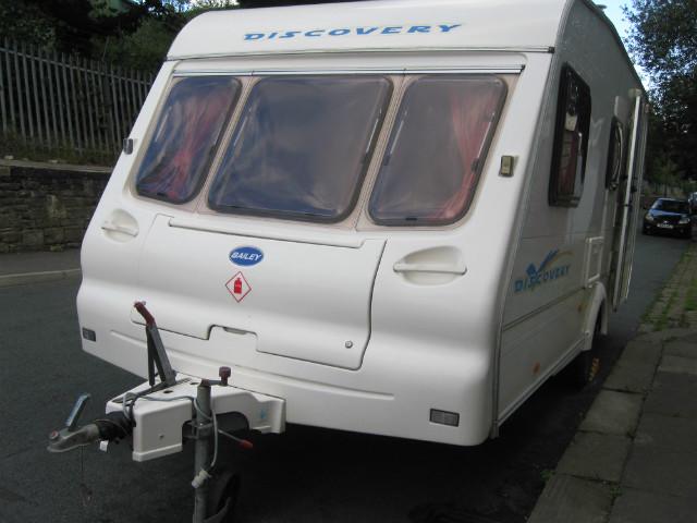 Bailey Discovery 300 Caravan Photo